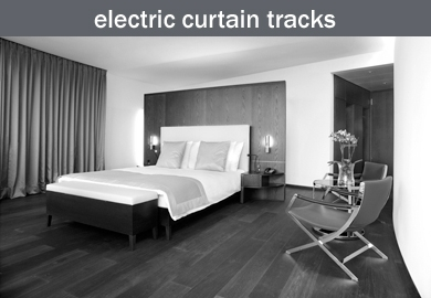 electric curtain tracks